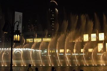 Tour notturno di Dubai con biglietto opzionale per Burj Khalifa