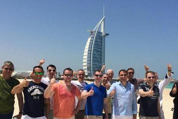 Tour privato di un giorno di Dubai