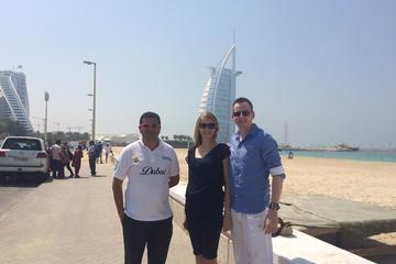 Visite de Dubaï avec billets pour le Burj Khalifa et safari dans le...