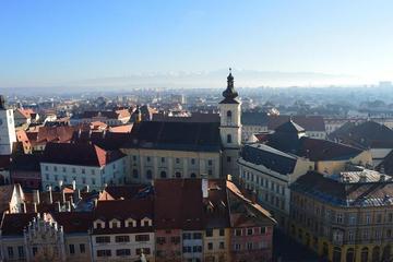 Visite à pied privée de Sibiu
