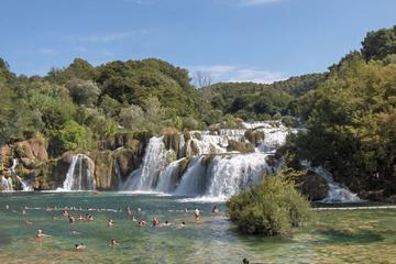 Krka Waterfalls and Sibenik Small-Group Day Trip from Split
