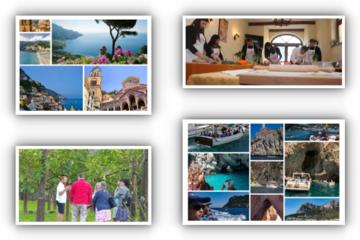 5 Days 4 Night Amalfi Coast Cooking and Tours Vacation