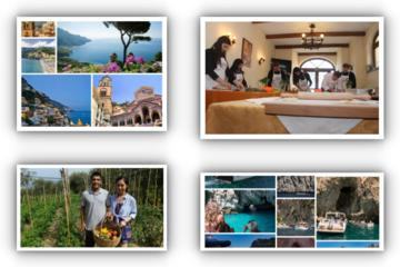 8 Days 7 Night Amalfi Coast and Capri Cooking and Tours Vacation