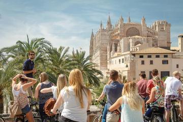 Excursion en vélo dans la vieille ville de Palma de Majorque