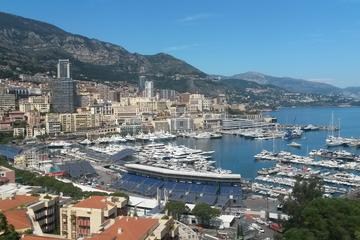 Cannes Shore Excursion: Private Custom French Riviera Cities Tour
