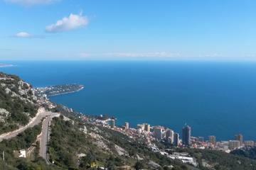 Excursão particular: Monte Carlo à noite saindo de Nice