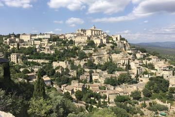 Provence Full Day Private Tour with Professional Guide from Avignon