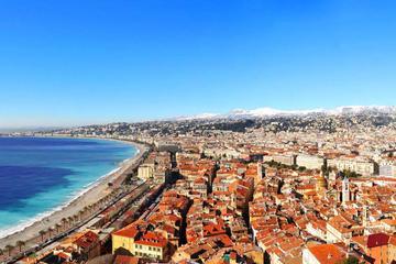 Transfert privé depuis l'aéroport de Nice aux stations de ski des...