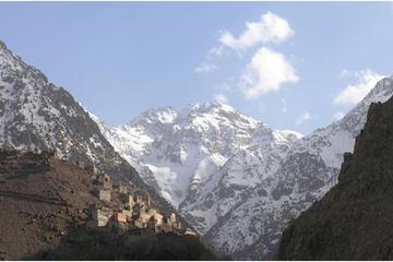 Suba o Monte Toubkal em 2 dias saindo de Marraquesh