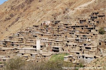 Viagem diurna para as Montanhas Alto Atlas e vilas berberes saindo de...