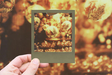 Christmas Vintage Winter Photo Tour...