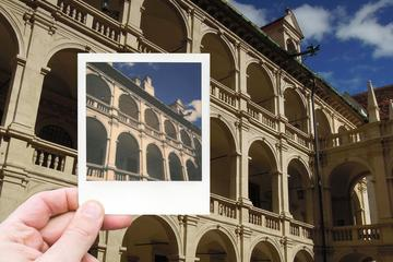 Graz Vintage Photo Tour With a