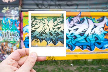 Vienna Off the Beaten Path Polaroid Photo Tour
