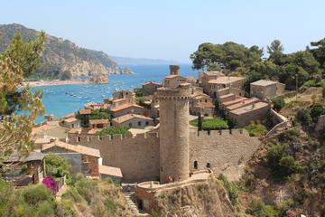 Costa Brava Half-day Trip from Barcelona