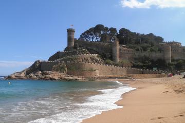 Excursión de medio día por la Costa Brava desde Barcelona