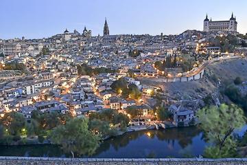 Paseo a pie del Greco en el Toledo...