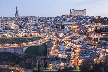 Paseo a pie por el Toledo monumental