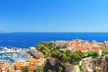 Private Tour der französischen Riviera ab Cannes einschließlich Eze...