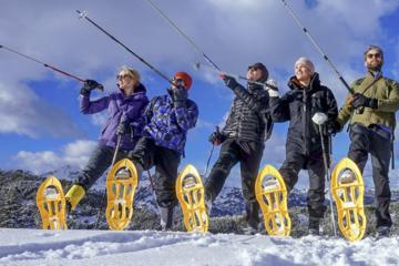 Bohinj Valley Winter Snowshoe Hike