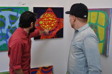 Brooklyn Artists Behind-the-Scenes Studio Tour