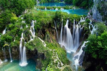 2 Days Plitvice Lakes Trip from Split including Accommodation