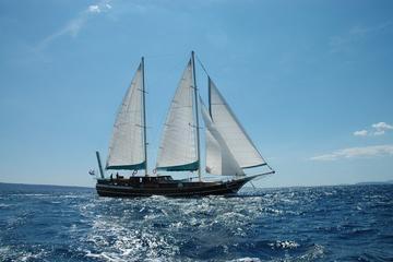 8-tägige private Luxus-Gulet-Reise mit Anmietung ab Split