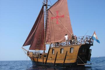 Brac und Solta Bootstour von Split in einem traditionellen Karaka...