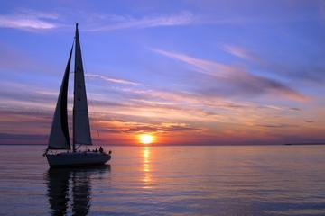 Croisière en petit groupe à Split au coucher du soleil avec boissons...