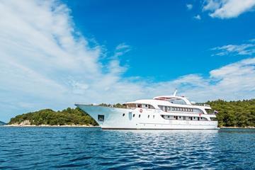 Croisière en yacht de 8jours pour Dubrovnik au départ de Split