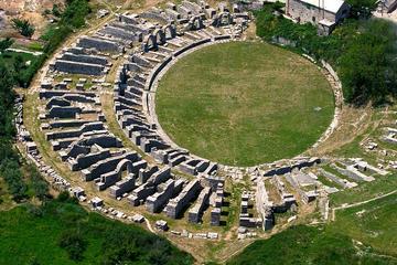 Tour di Salona e della Fortezza di Klis da Spalato