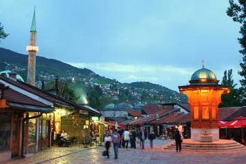 Tour giornaliero privato a Sarajevo da Spalato