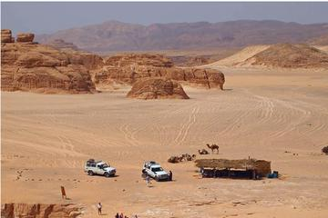 4x4 Jeep Adventure from Dahab
