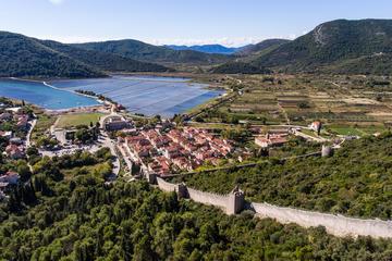 Dalmatia Day Tour from Dubrovnik with Salt Ponds