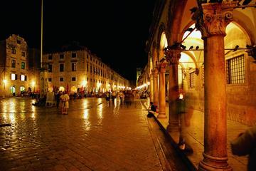 Excursão noturna para as Lendas de Dubrovnik