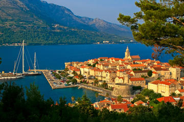 Medieval Fortresses Of Ston And Korcula from Dubrovnik