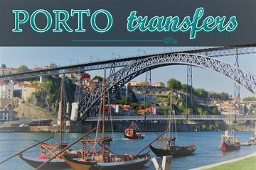 Transfer do aeroporto de e para o Porto (Privativo, Tudo Incluído)