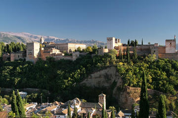 Private Granada Day Trip including Alhambra and Generalife from...