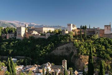 Tagesausflug nach Granada mit Alhambra und Generalife von Sevilla