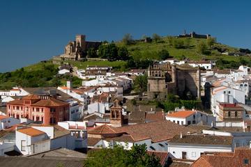 Tour giornaliero di Aracena e delle miniere di Riotinto da Siviglia