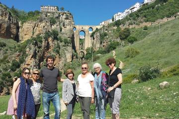 White Villages and Ronda Day Tour...