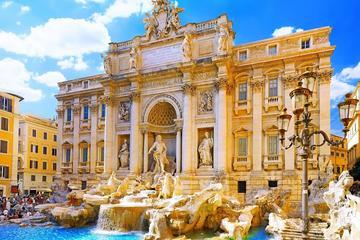 Barocke Brunnen und Plätze in Rom - Halbtägige Tour, Mittagessen ist...