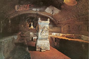 Excursão de meio dia pela Roma cristã e basílicas subterrâneas