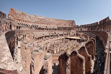 Excursión privada: visita a pie a la gloria de la Antigua Roma y el...