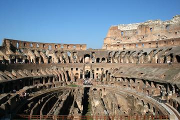 Keine-Warteschlangen-Ticket: Besichtigungstour des kaiserlichen Roms...