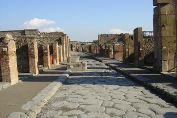 Private ganztägige Tour: Amalfiküste und Pompeji von Rom aus