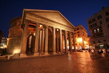 Private Tour: Rome Fountains and Squares - Evening Walking Tour, Dinner Included
