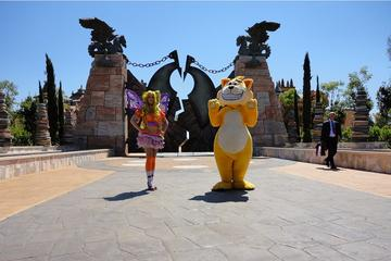 Rainbow MagicLand Theme Park and Valmontone Fashion Outlet All Day Tour