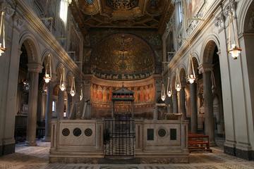 Recorrido privado: la Roma cristiana y las basílicas subterráneas...