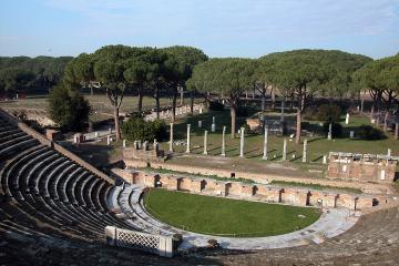 Relive the Ancient Ostia: Half-Day...