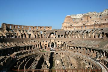 Skip the Line: Small-Group Sightseeing Tour of Imperial Rome including Colosseum